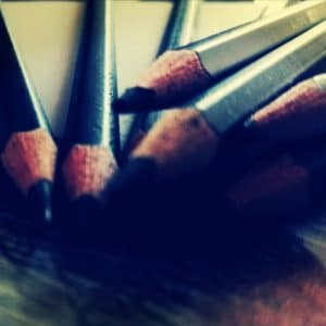 Crayonnage
